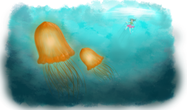 'Under The Surface' - Jellyfish